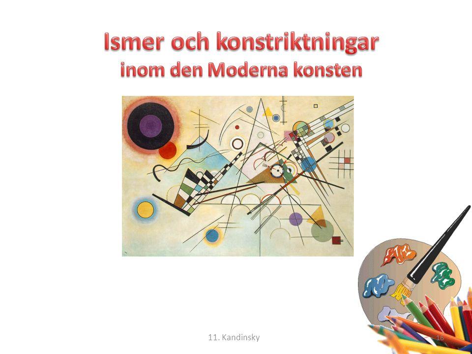 16 11. Kandinsky