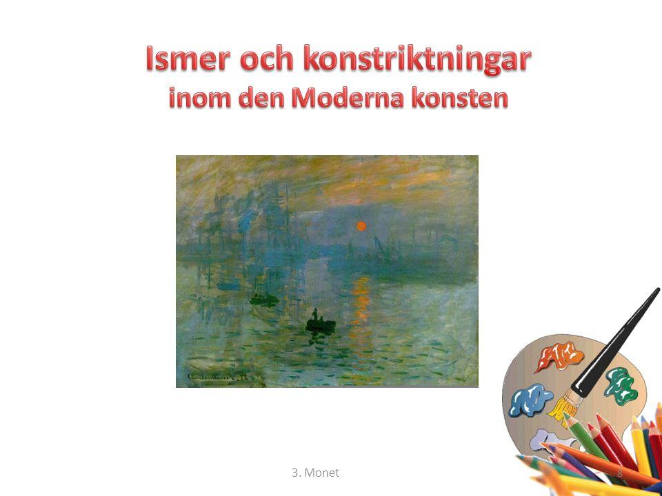 8 3. Monet
