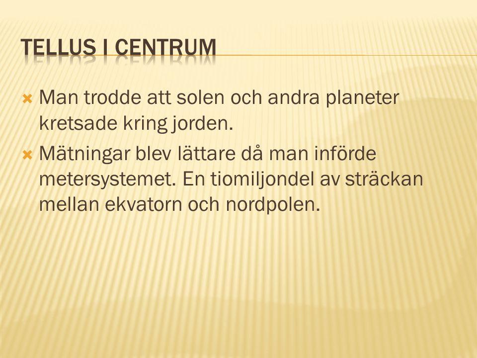  Svensken Anders Bure visade 1626 upp sin norden-karta.