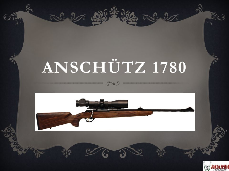 ANSCHÜTZ 1780