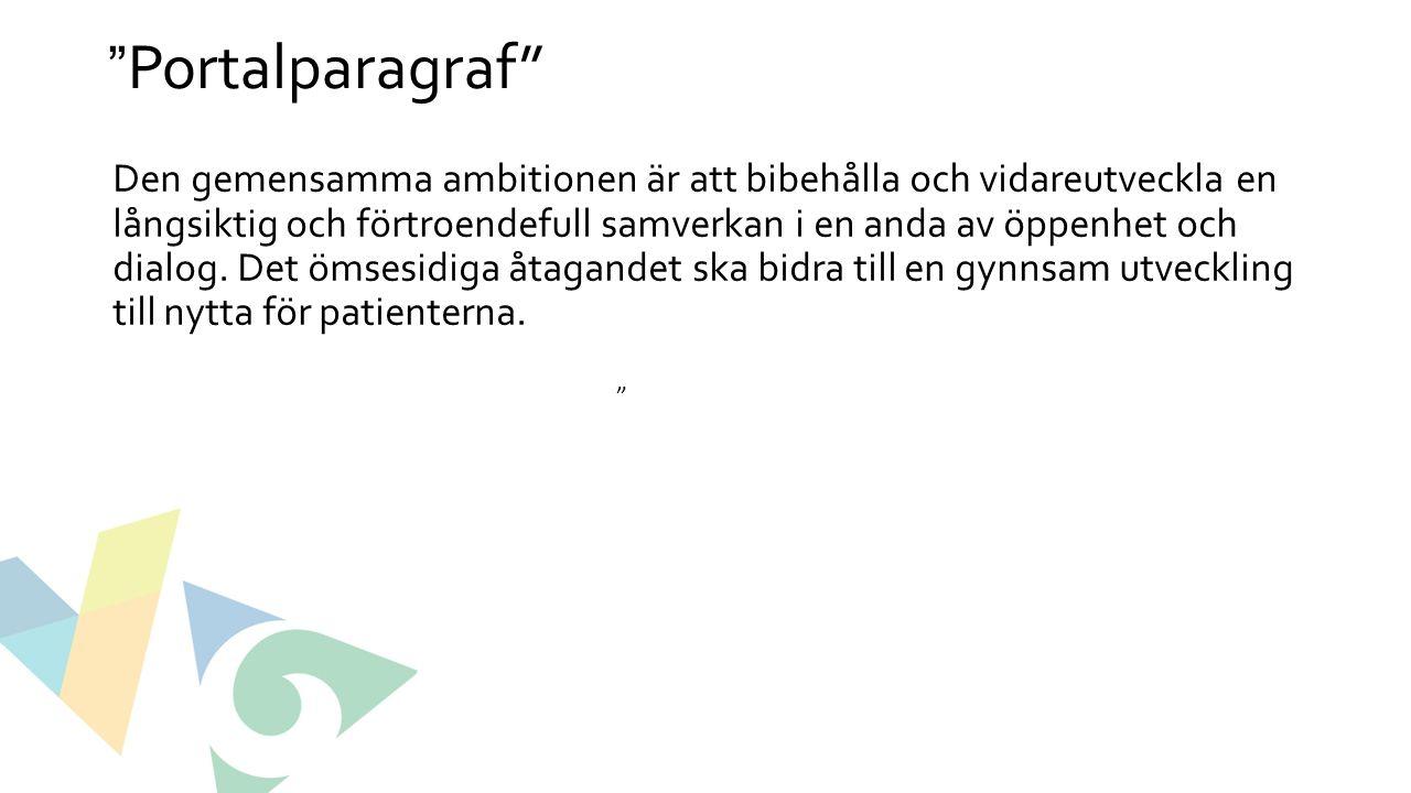 I avtalet samarbetar var och en av de 49 kommunerna i Västra Götaland och Västra Götalandsregionen.
