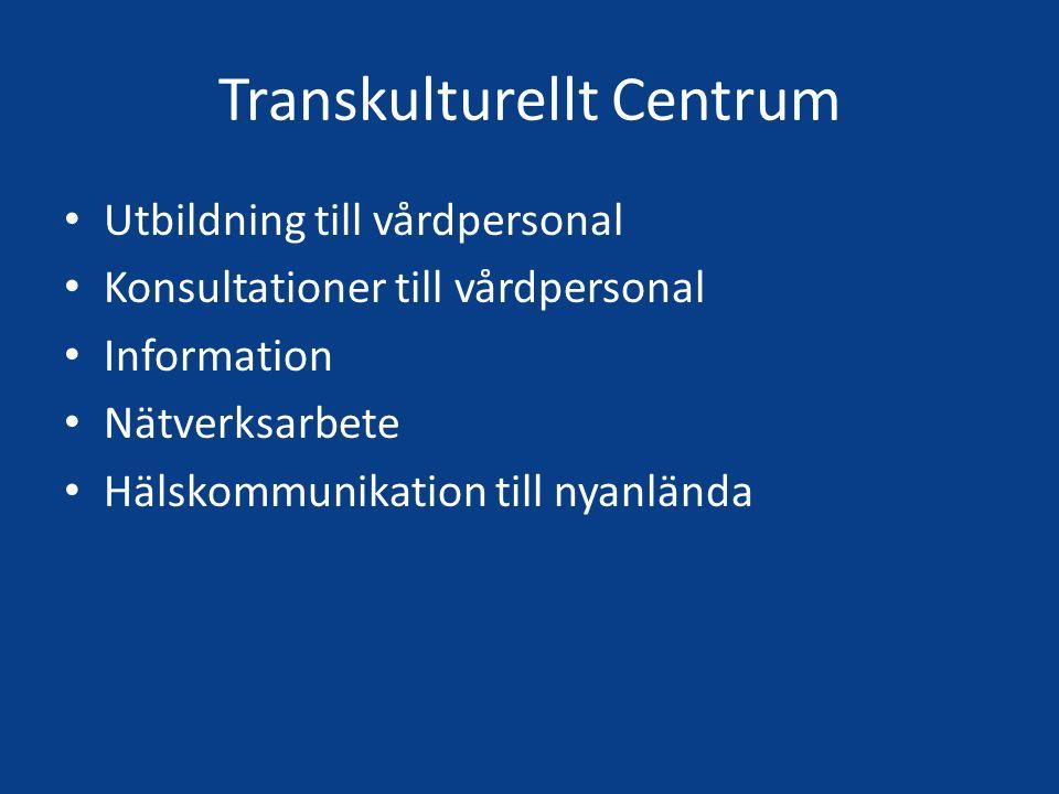 Transkulturell psykiatri handlar om: Betydelsen av kultur och kontext (sammanhang) vid psykisk ohälsa, sjukdom och behandling