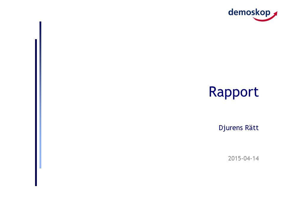 2015-04-14 Rapport Djurens Rätt