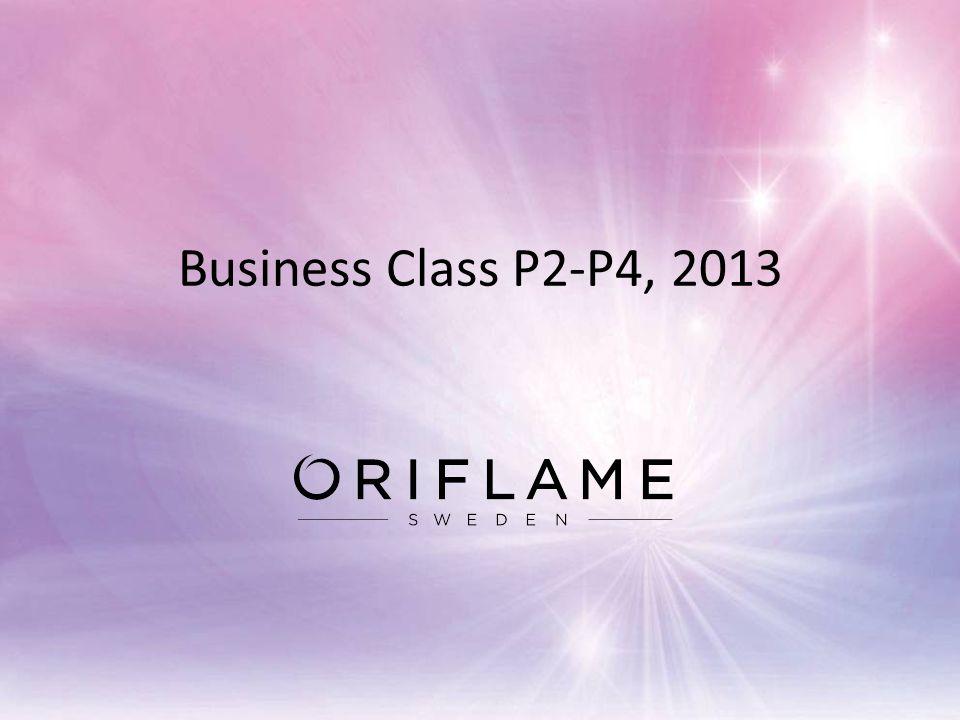 Business Class P2-P4, 2013