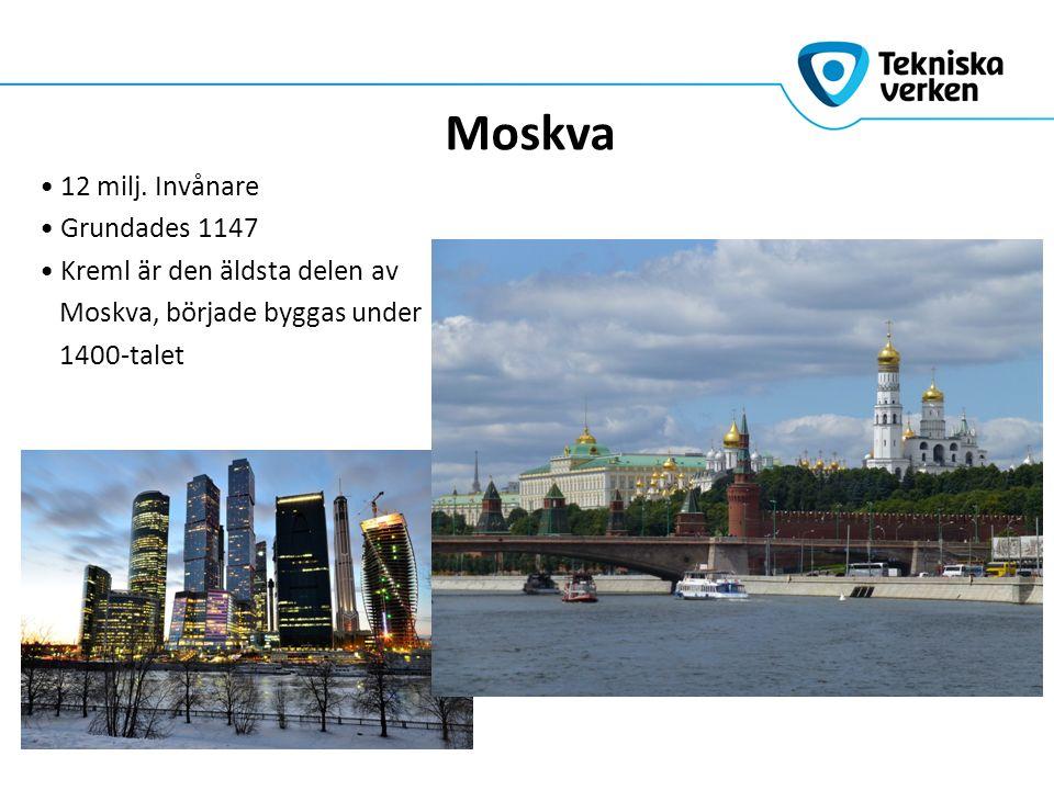 Moskva 12 milj.