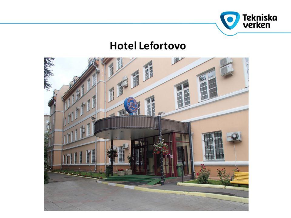 Hotel Lefortovo