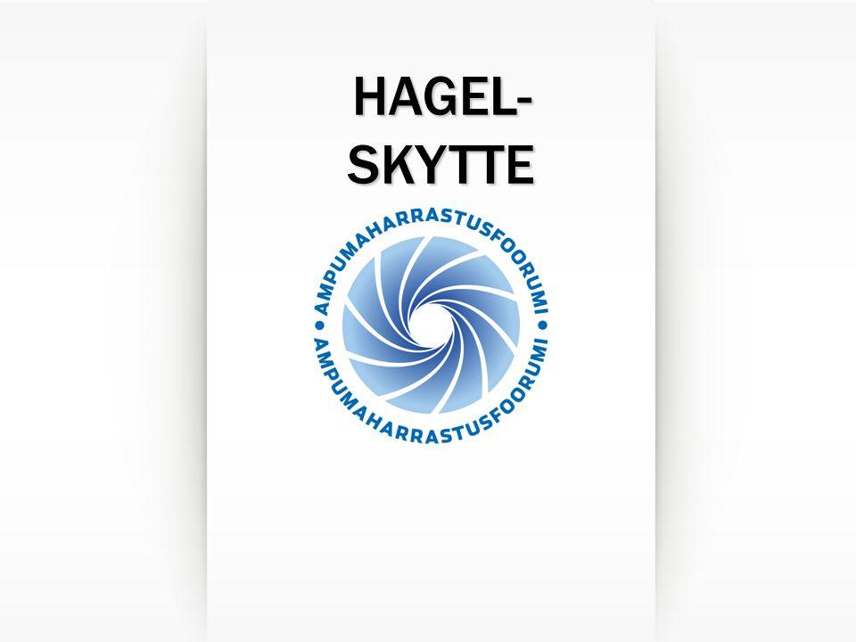 HAGEL- SKYTTE