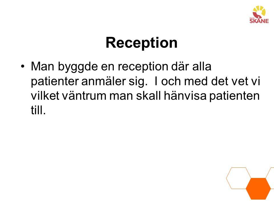 FÖRBÄTTRINGAR INOM SEKR-TEAMET PULSMÖTE 1 GÅNG I VECKAN.