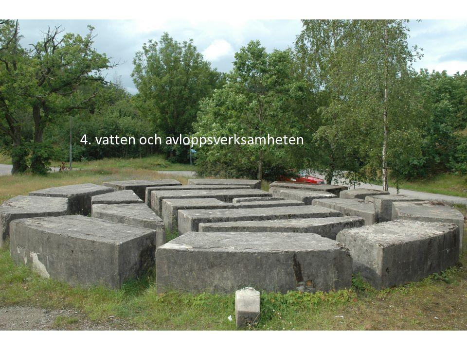 4. vatten och avloppsverksamheten