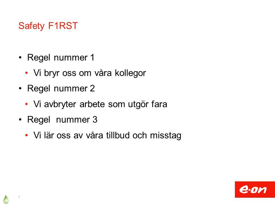 Safety F1RST 4