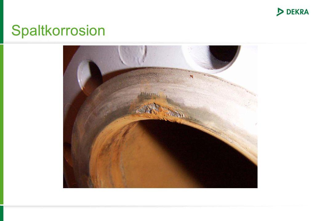 Spaltkorrosion