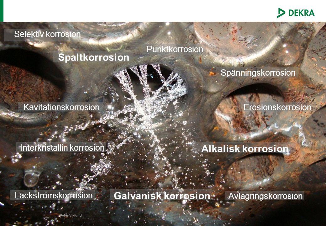 Peter Viklund 18 Motåtgärder  Ett antal kända faktorer: - Material - Temperatur - Övergripande konstruktion  Ett antal okända faktorer som kräver utredning och analys: - Konstruktionen utformning i detalj - Hur ser skadan ut.