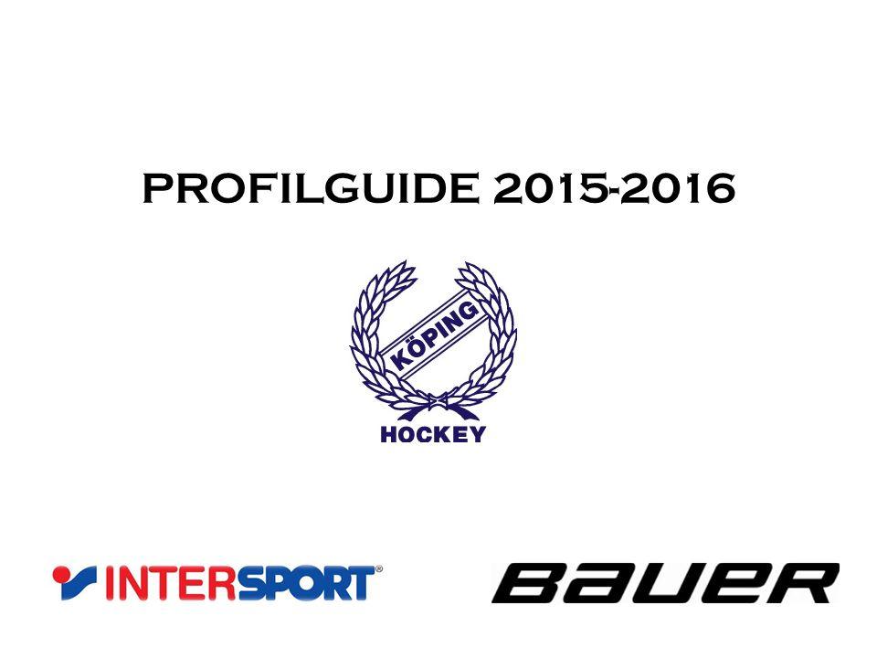 PROFILGUIDE 2015-2016