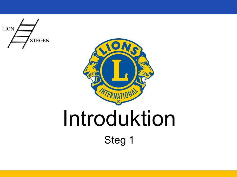 www.lions.se Kostnad Medlemsavgift kr/halvår Möteskostnadkr/gång Egen tid (fritid)