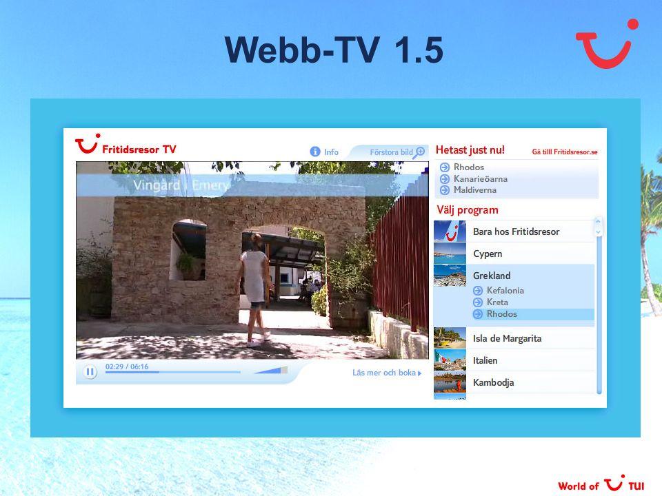 Webb-TV 1.5