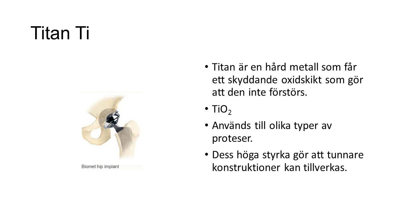 Elektrokemisk korrosion Om man blandar metaller t.ex.