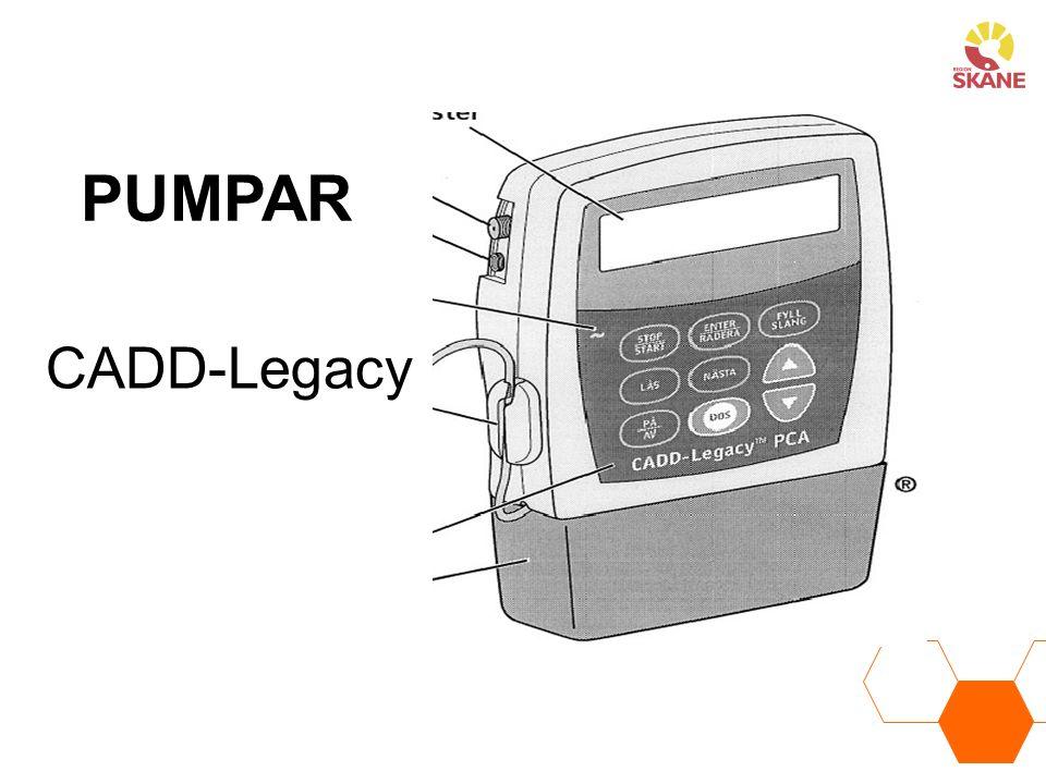 CADD-Legacy PUMPAR