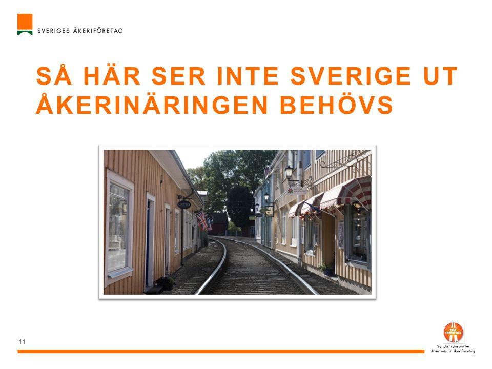 SÅ HÄR SER INTE SVERIGE UT ÅKERINÄRINGEN BEHÖVS 11