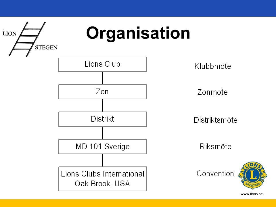 www.lions.se Rösträtt vid beslut Klubben skall ha fullgjort sina ekonomiska skyldigheter till LCI, multipeldistriktet och sitt eget distrikt Antal röster: En delegat för varje helt tiotal samt ytterligare en delegat om det överskjutande antalet medlemmar är minst fem.
