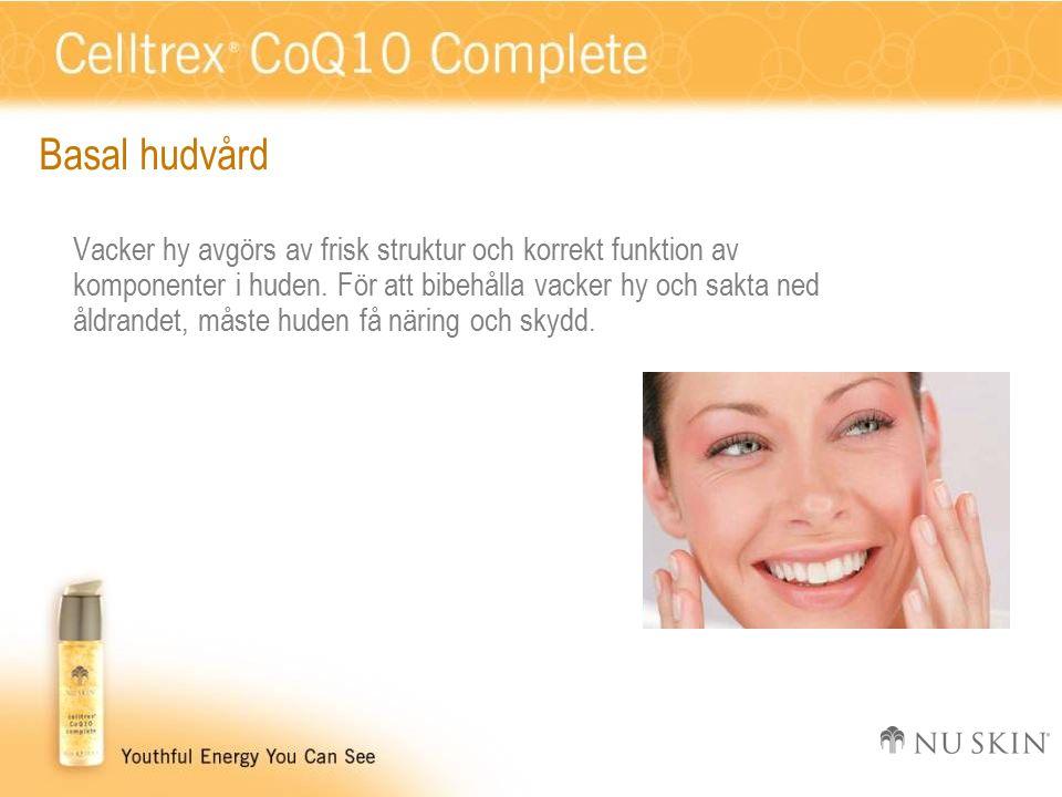 Basal hudvård Vacker hy avgörs av frisk struktur och korrekt funktion av komponenter i huden.