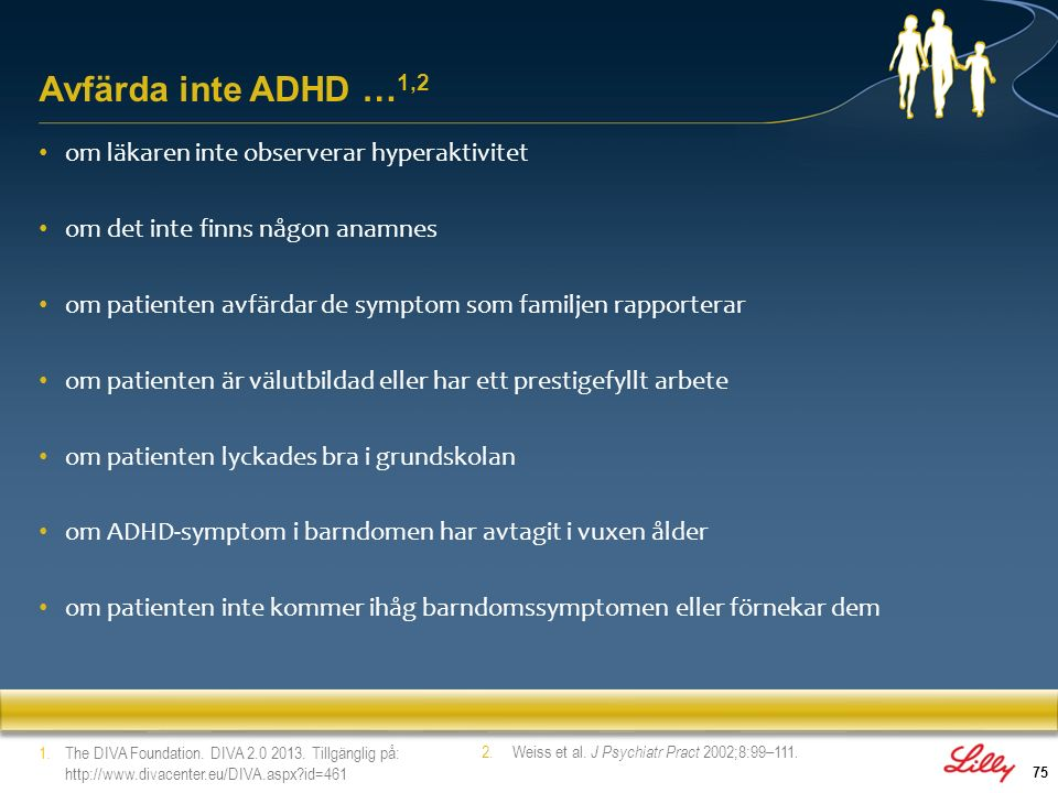 Avsnitt 3: Komorbiditeter och differentialdiagnoser