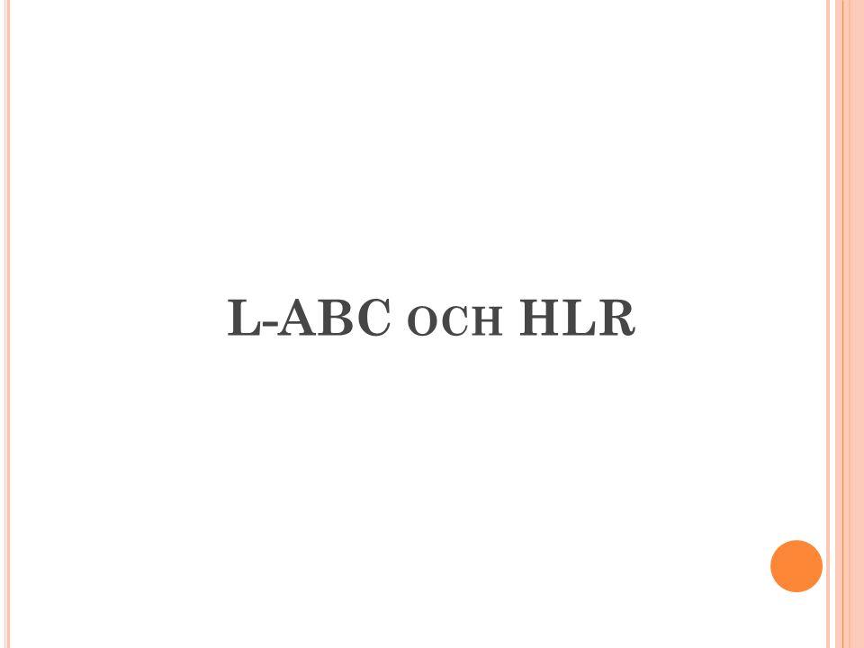 L-ABC OCH HLR