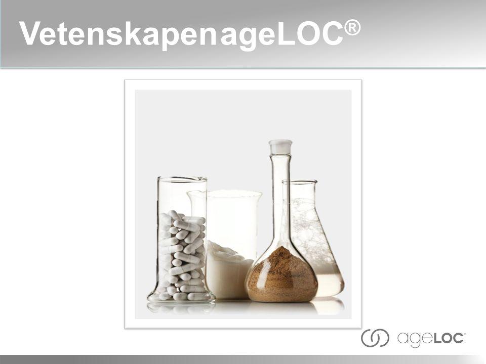 Vetenskapen ageLOC ®