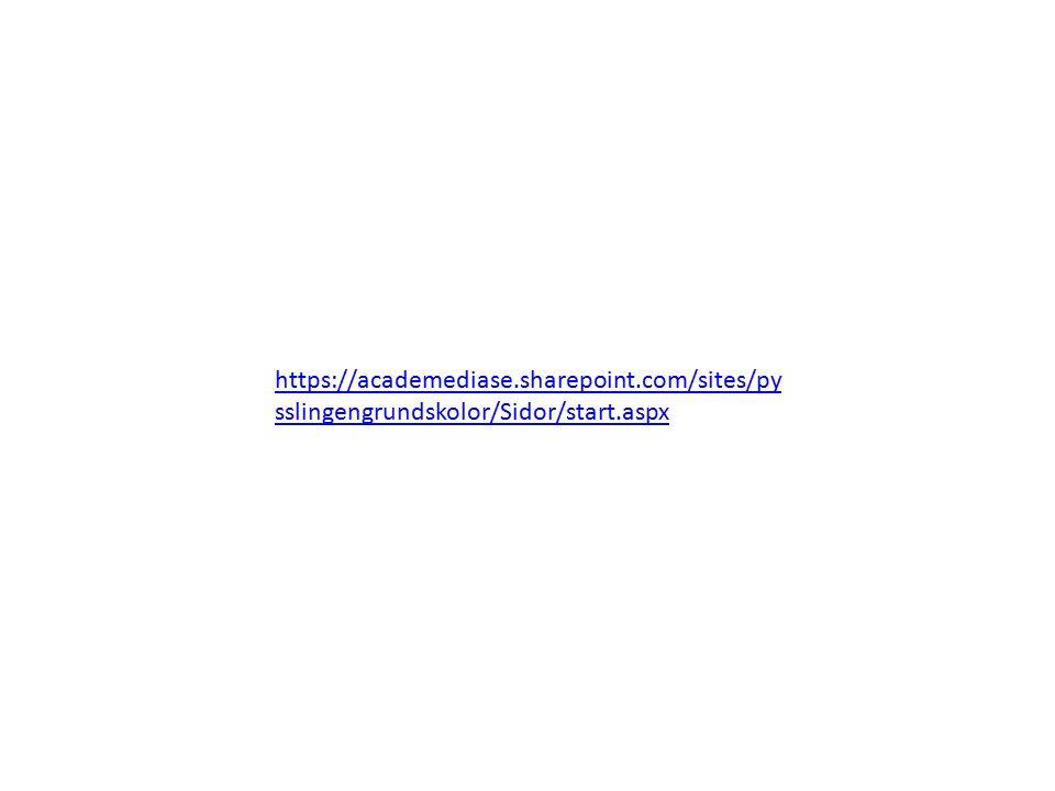 https://supportwebben.academedia.se/Kvalite tochelevhälsa.aspx