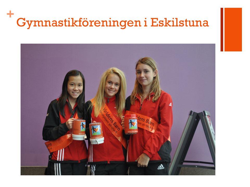 + Gymnastikföreningen i Eskilstuna