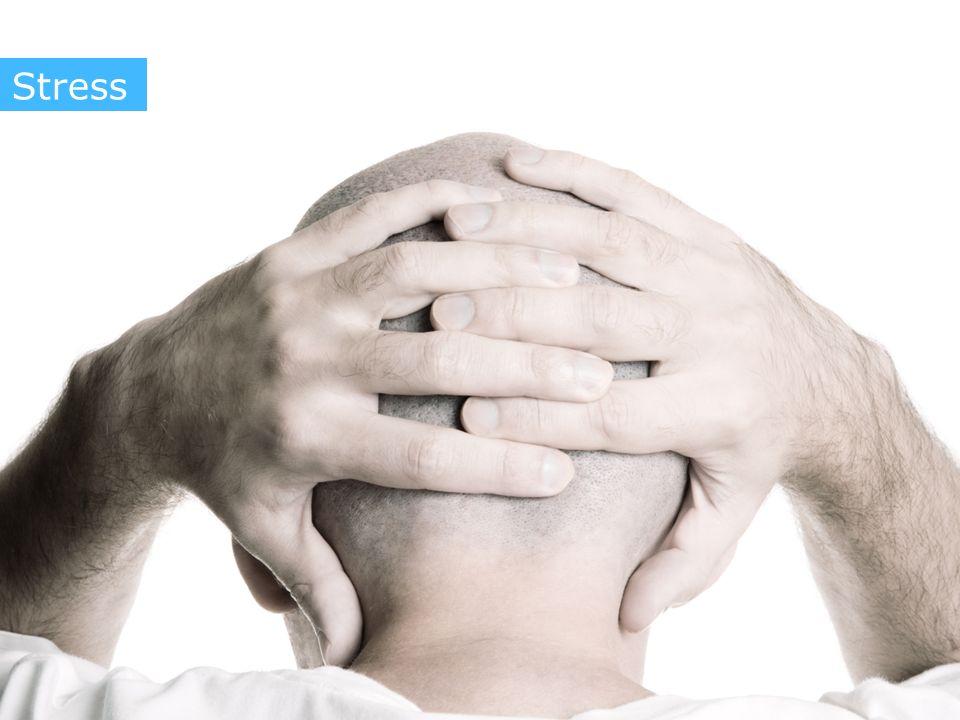 Arbetsterapeuten utreder och tar fram strategier för att hantera en stressad livssituation.