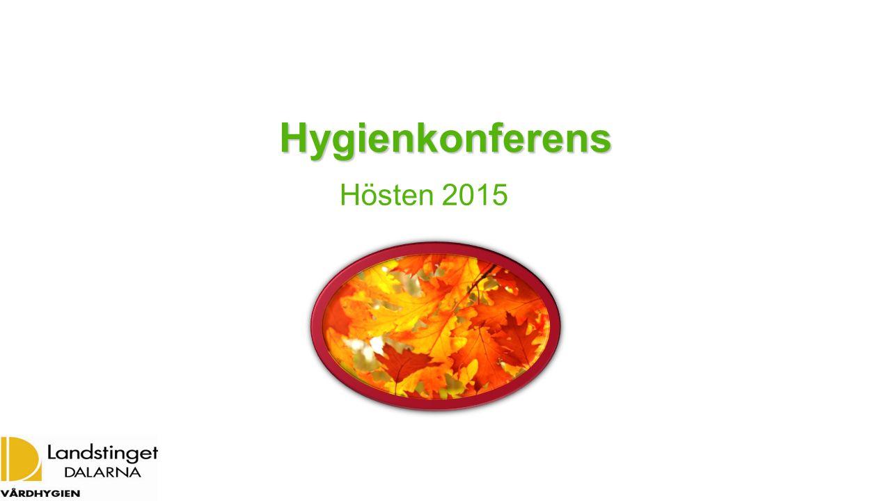 Hygienkonferens Hösten 2015