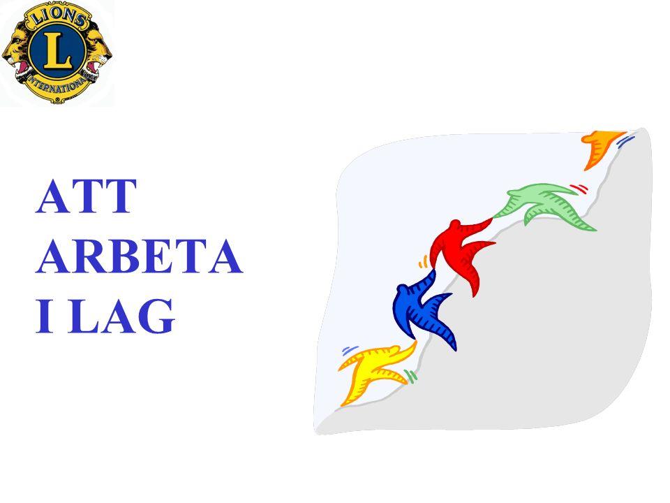 ATT ARBETA I LAG