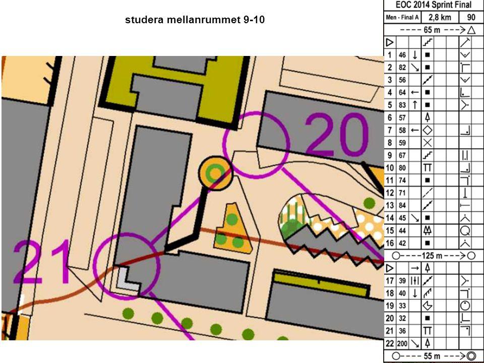 studera mellanrummet 9-10