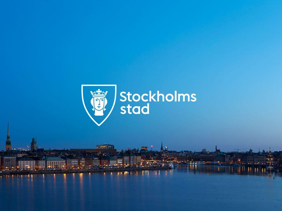 Stockholm – en ledande cykelstad Budgetsatsningar 2016 Daniel Helldén, trafikborgarråd (MP) På väg mot