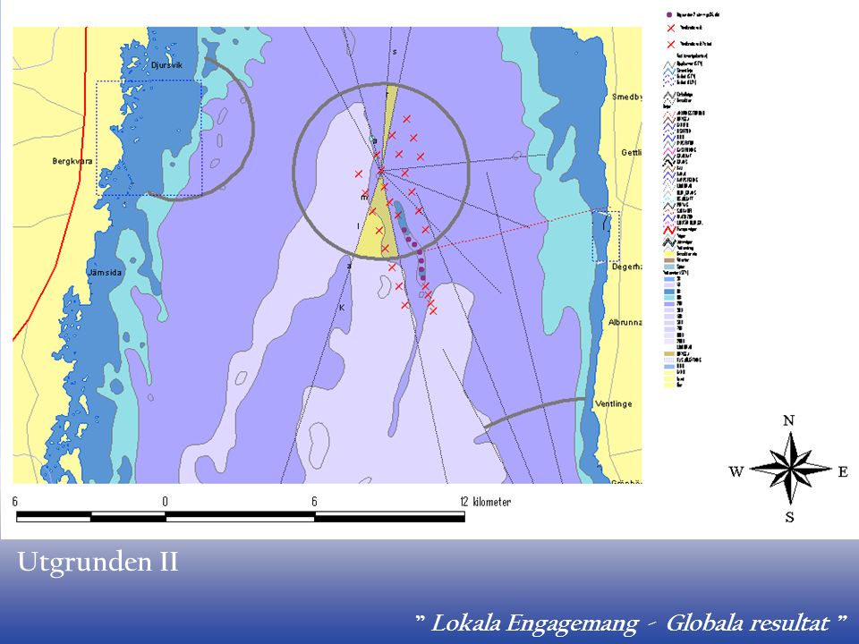 """ Lokala Engagemang - Globala resultat "" Utgrunden II"