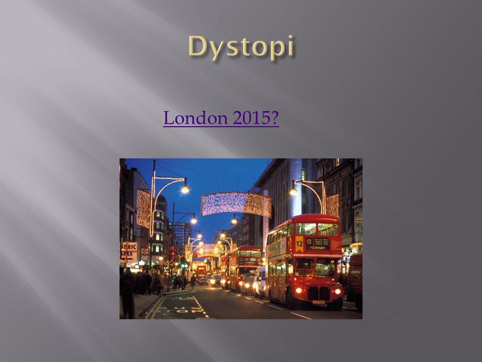London 2015?