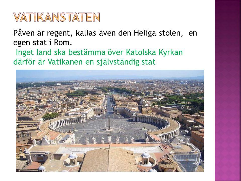 Världens största kyrka – 15 000 m2 Katolicismens viktigaste kyrka byggd på den plats aposteln Petrus sägs vara begravd En av världens mest besökta byggnader