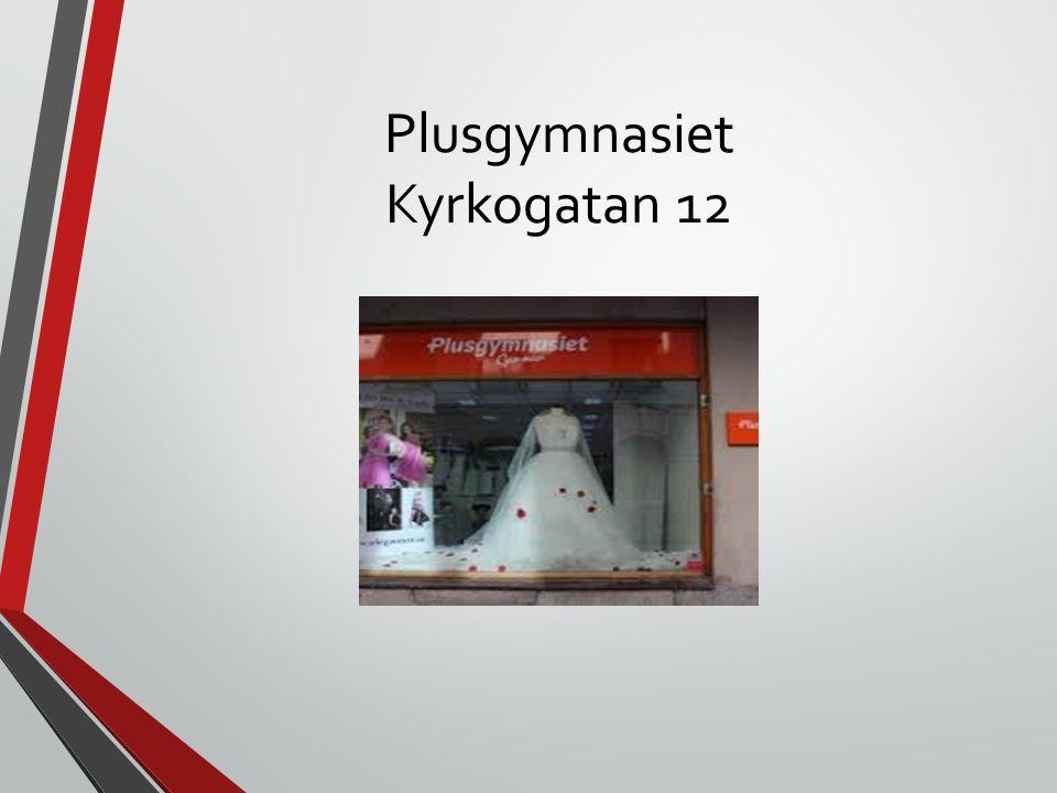 Plusgymnasiet Kyrkogatan 12