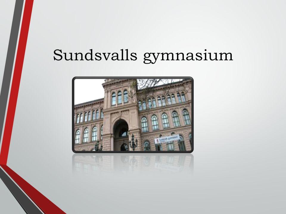 Sundsvalls gymnasium