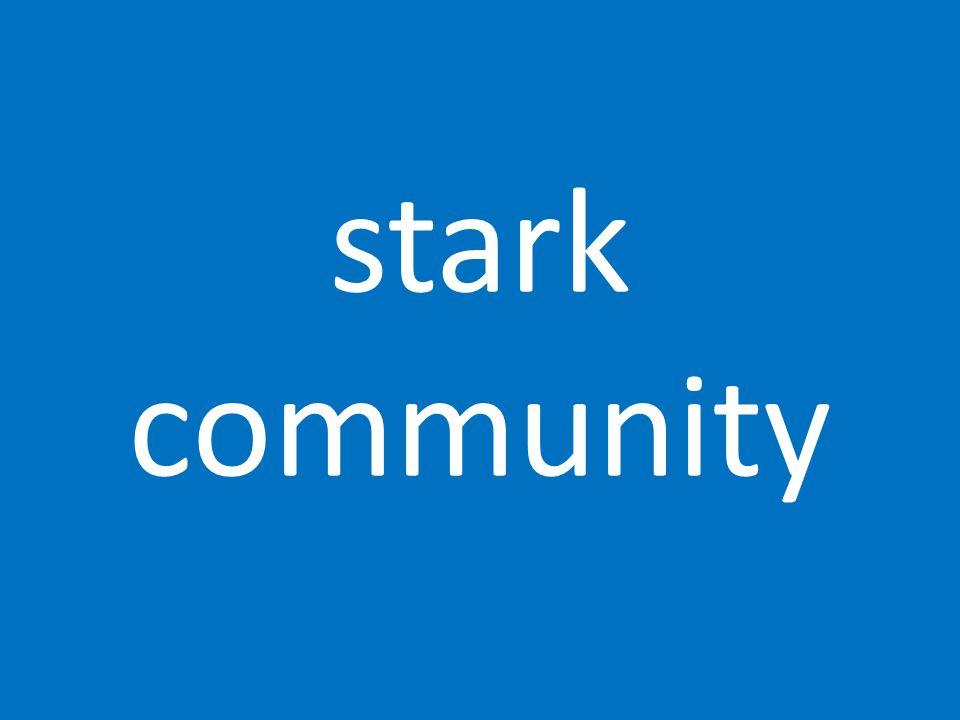 stark community