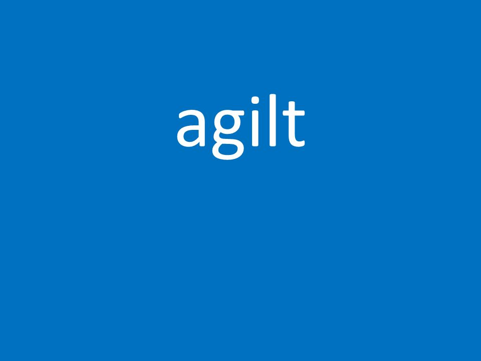 agilt