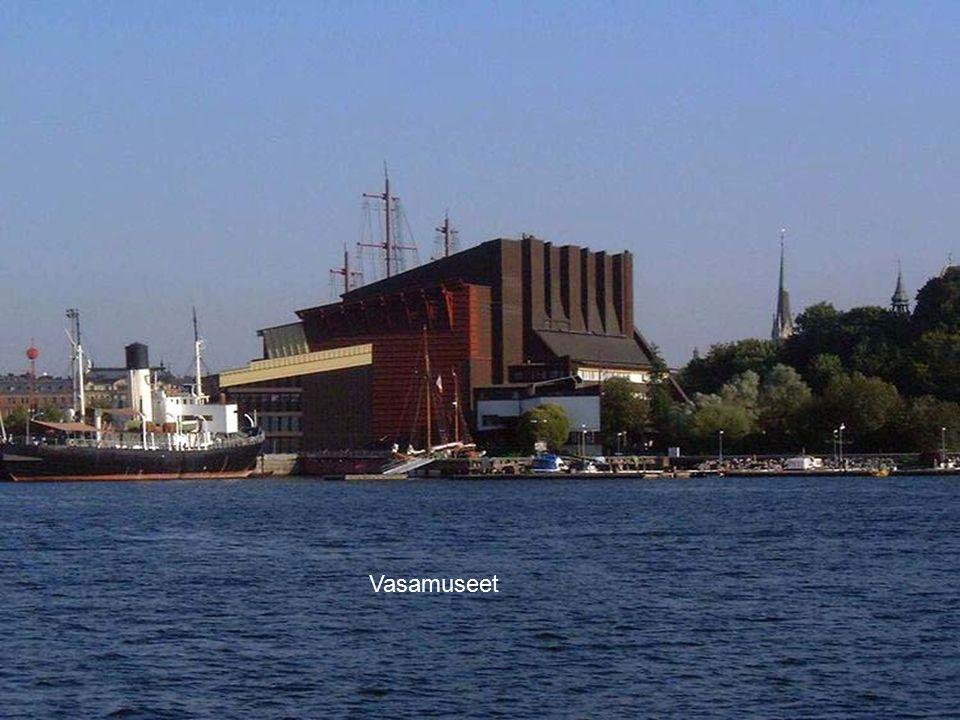 Konserthuset (Teatro de la Opera) Stockholm