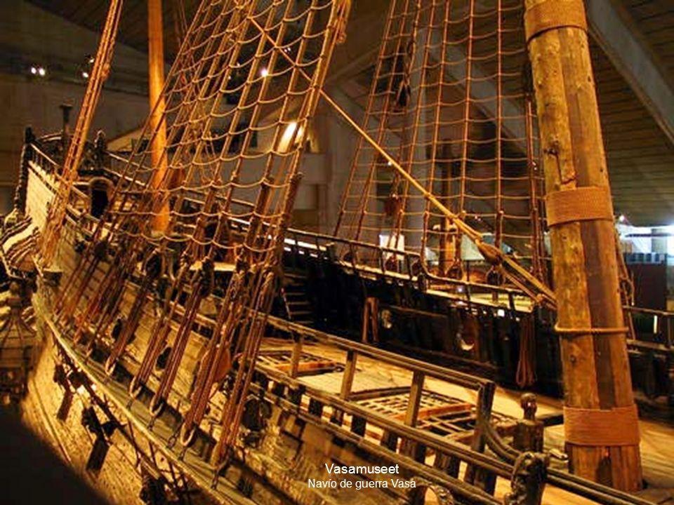 Navío de guerra Vasa