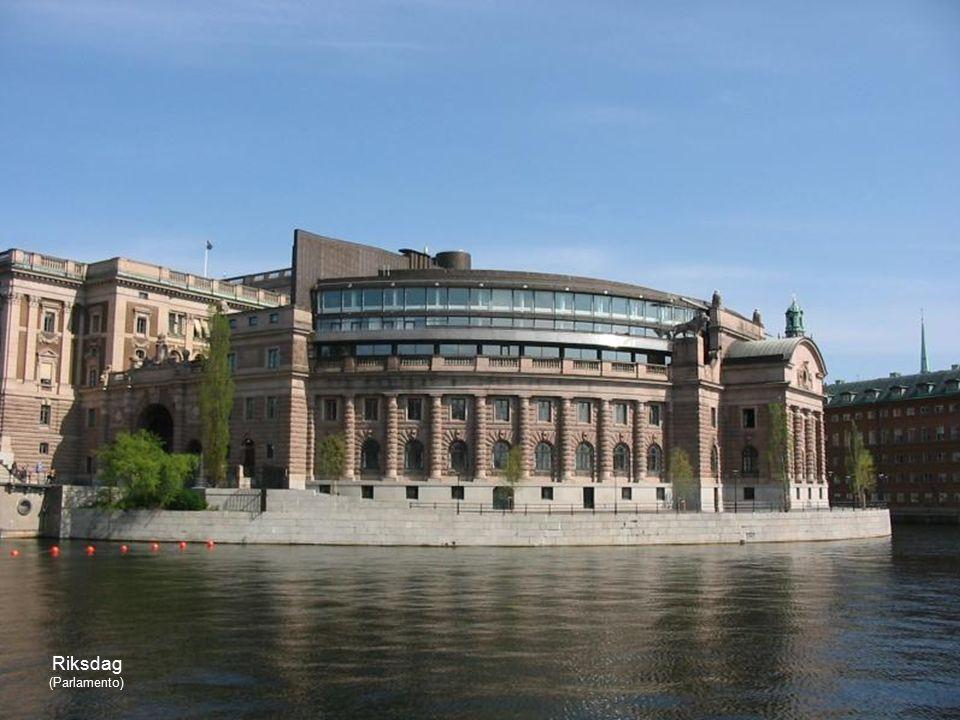 Riksdag (Parlamento)
