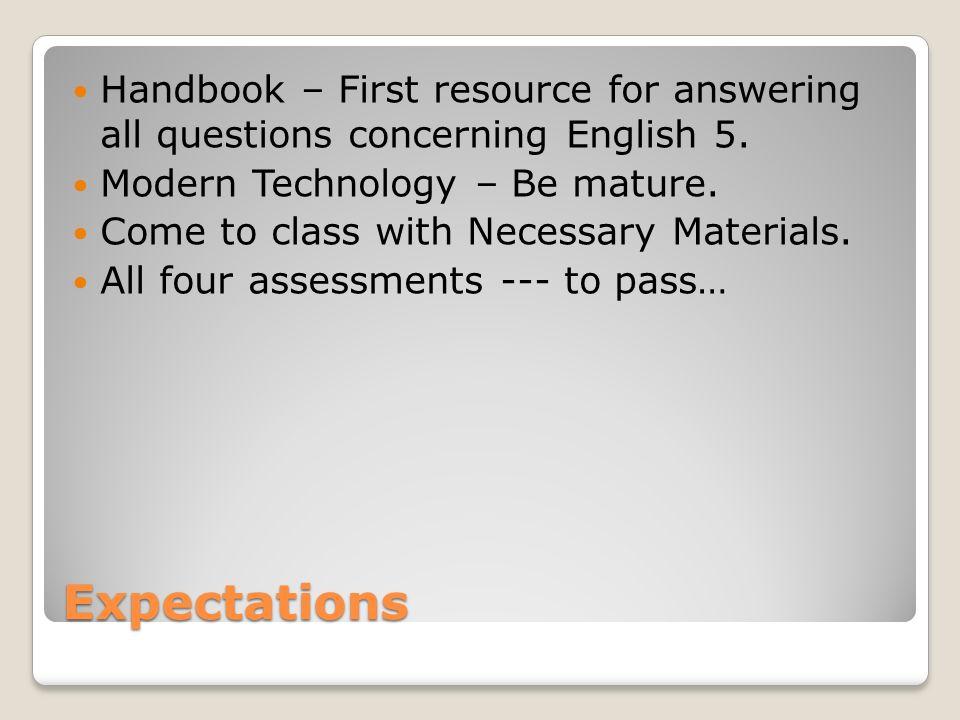 Class Materials 1.Pen and/or pencil +pencil sharpener+eraser (basic) 2.