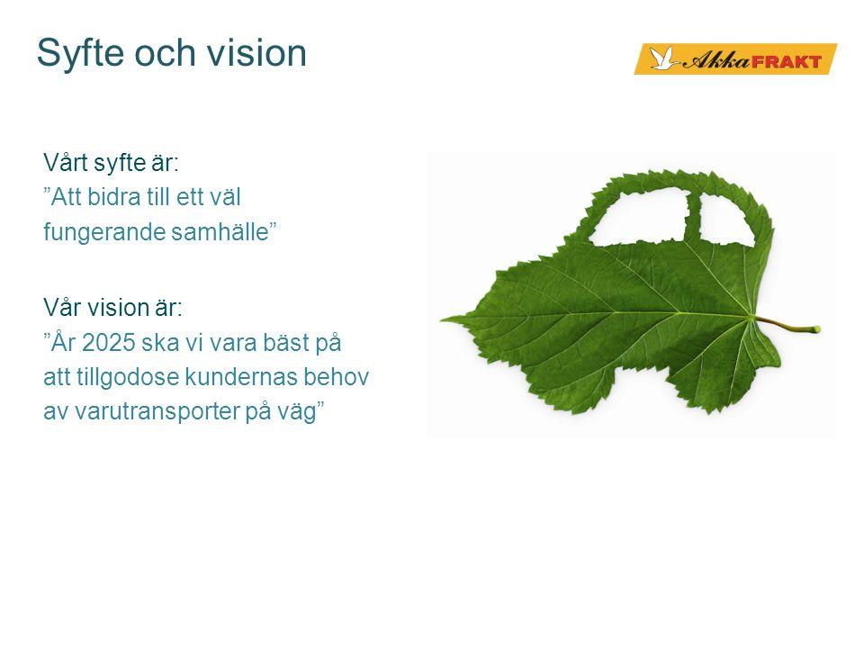 Sammanfattning Miljökraven påverkar alla transporter Vi ska klara tuffa miljömål Framtiden finns redan Bra alternativa bränslen som kan gårdsproduceras Närodlat.
