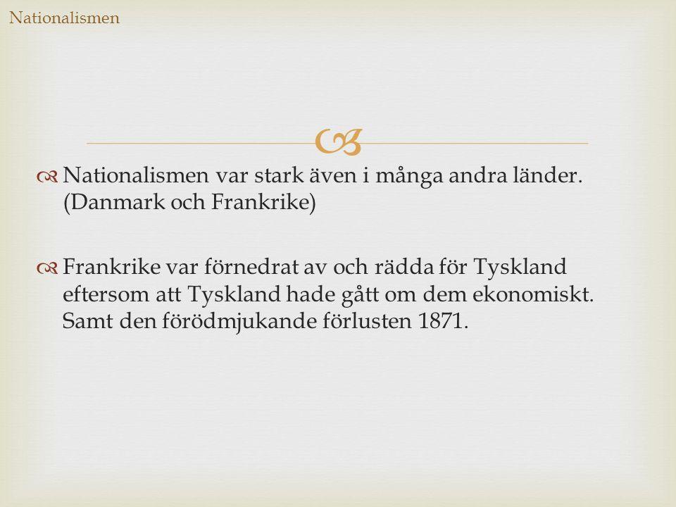   Både Ryssland och Österrike-Ungern hade stora intressen i Balkan-halvön. Det vill säga: