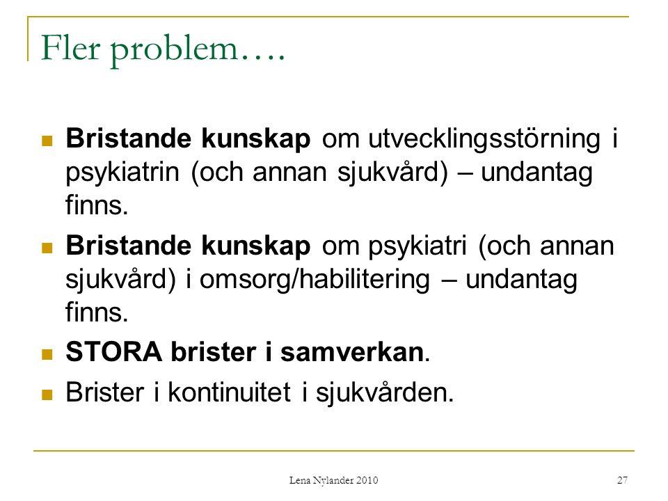 Lena Nylander 2010 27 Fler problem….