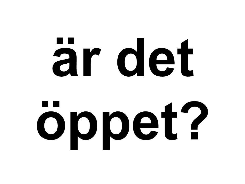 je viens de Suède