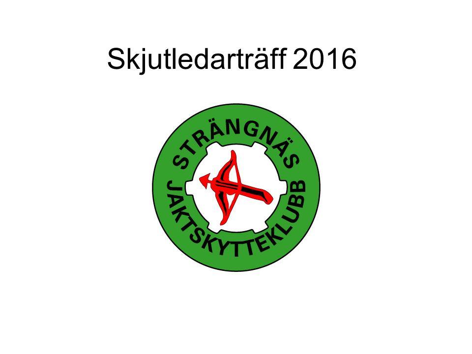 Skjutledarträff 2016
